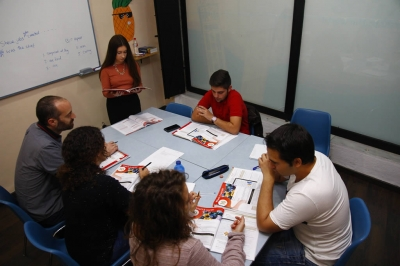 B1 exam preparation class in Conecta Idiomas